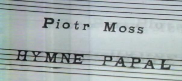 Hymne Papal - Orchestre Symphonique d'Europe
