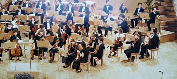 Fiestas Europeas - Orchestre Symphonique d'Europe - Concert à Madrid (collection Pierre Jelocha)