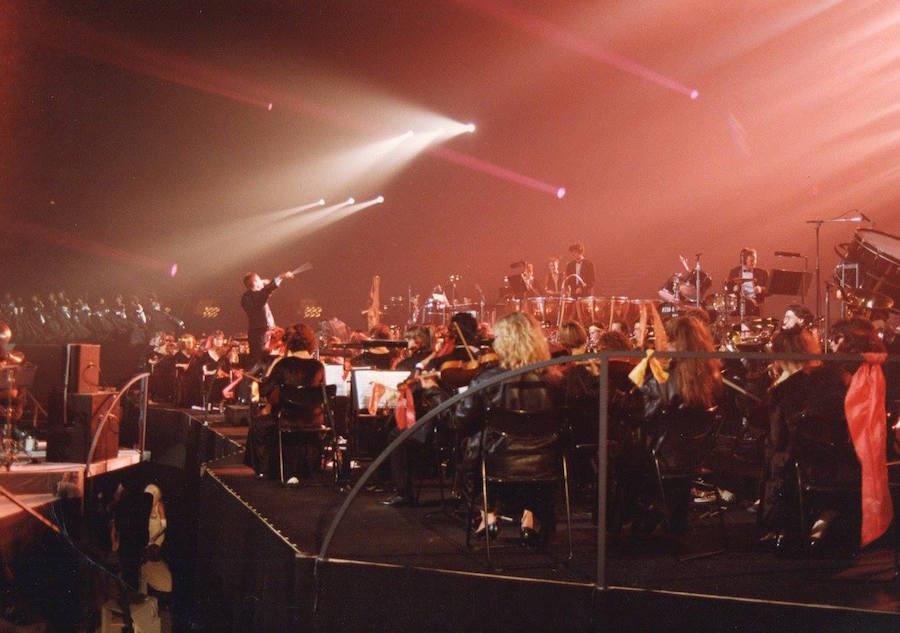 """Orchestre Symphonique d'Europe """"dans la chaleur de Bercy"""" (collection Olivier Holt)"""