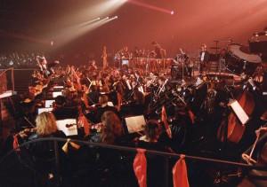 Orchestre Symphonique d'Europe – Bercy (Johnny Hallyday dans la chaleur de Bercy)