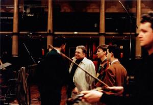 Jacques Martin à l'enregistrement Orchestre Symphonique d'Europe (collection Olivier Holt) (Les classiques de Jacques Martin)