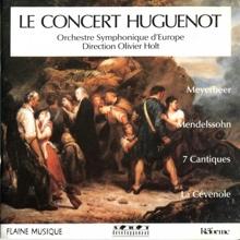 Le concert Huguenot - Orchestre Symphonique d'Europe