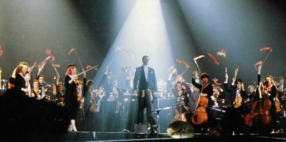 """Orchestre Symphonique d'Europe """"dans la chaleur de Bercy"""""""
