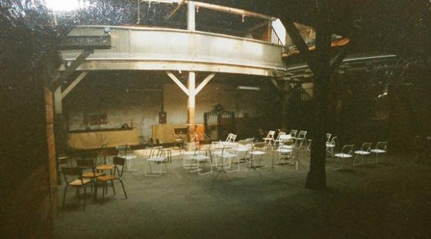 Orchestre Symphonique d'Europe - Salle de répétition du 168 rue de Crimée (collection Giselle Devallois)