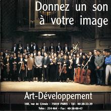 Donnez un son à votre image - Orchestre Symphonique d'Europe
