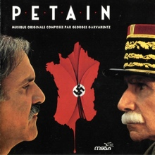 Musique du film Pétain - Orchestre Symphonique d'Europe - Georges Garvarentz