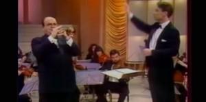 orchestre_symphonique_europe_bernard_soustrot (Avec Bernard Soustrot à l'émission Dimanche Martin)